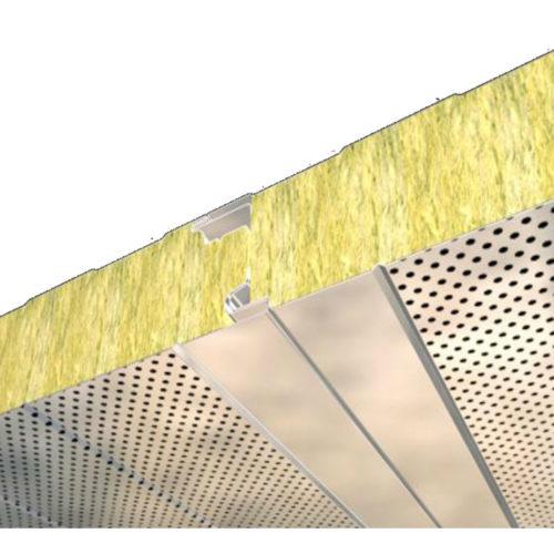 Panel lana de roca acústico-agujeros-ok